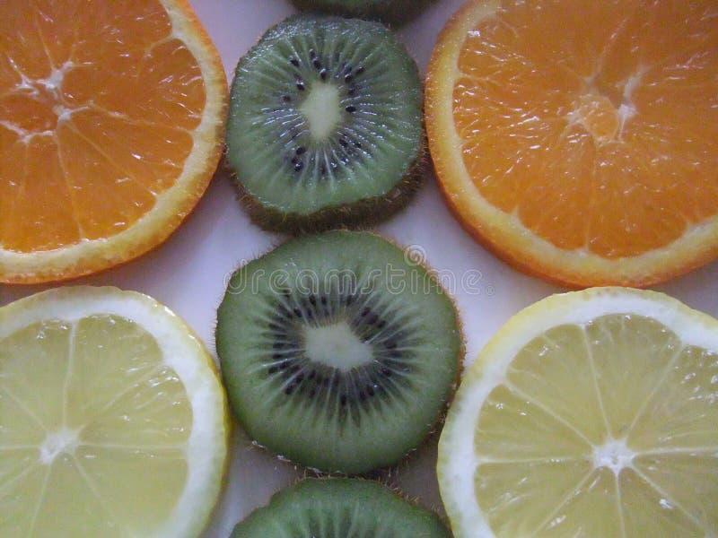 Frutas curruscantes fotografía de archivo