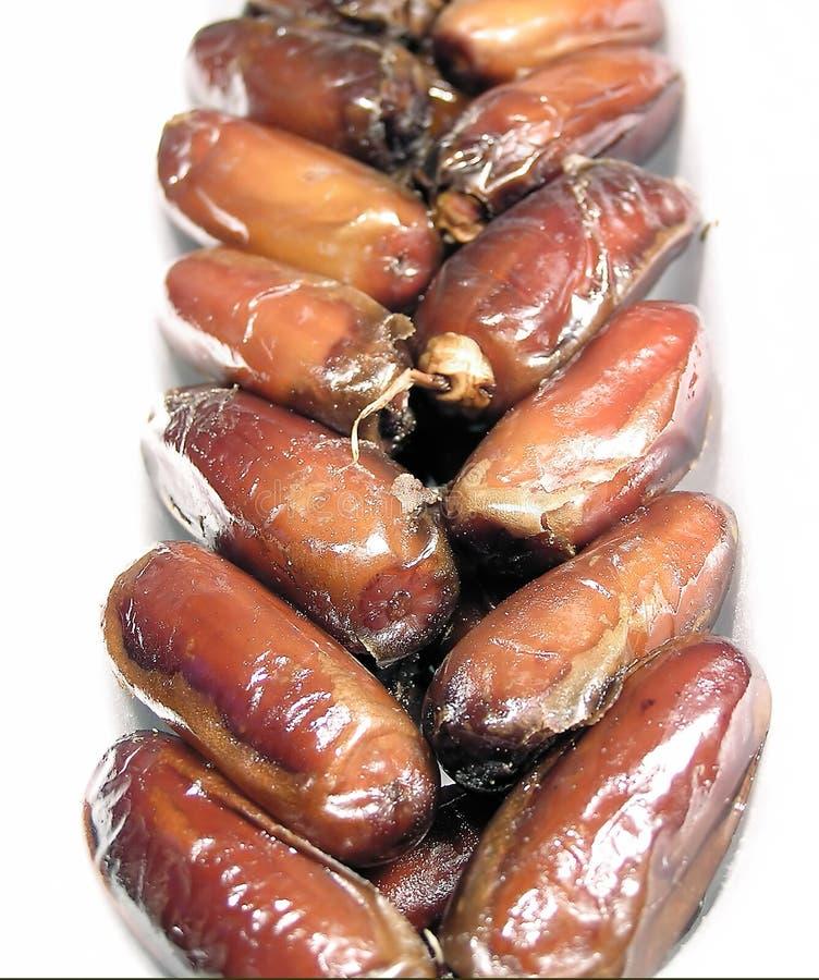 Frutas da tâmara imagens de stock royalty free