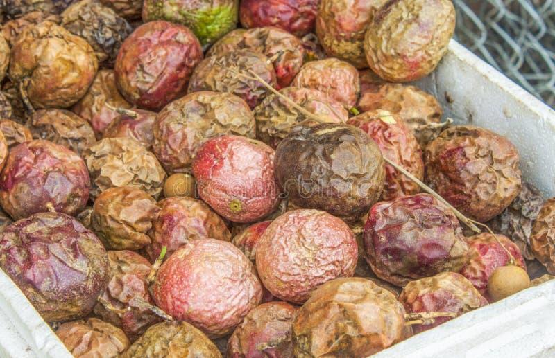 Frutas de la pasión foto de archivo libre de regalías
