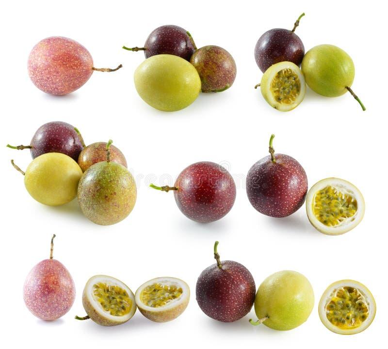 Frutas de la pasión imágenes de archivo libres de regalías