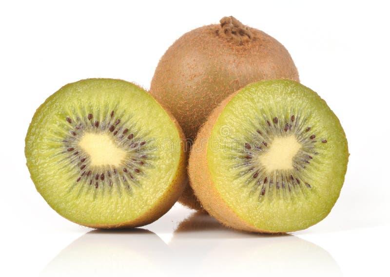 Frutas de quivi imagens de stock royalty free