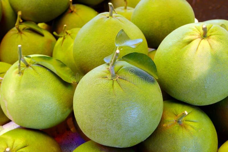 Frutas del pomelo fotos de archivo