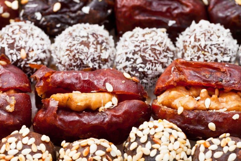Frutas dulces secadas armenio imágenes de archivo libres de regalías