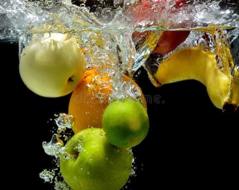 Frutas e legumes imagens de stock