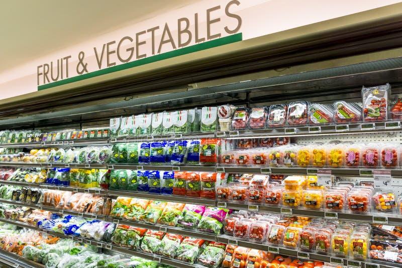 Frutas e legumes foto de stock royalty free