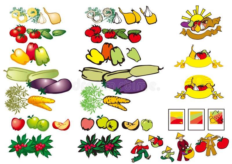 Frutas e verdura