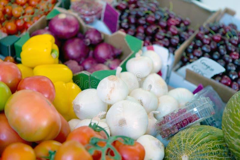 Frutas e verdura imagem de stock royalty free