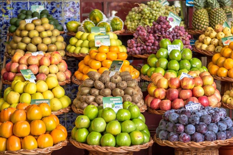 Frutas exóticas frescas imágenes de archivo libres de regalías