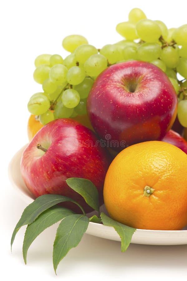 Download Frutas frescas imagem de stock. Imagem de jardim, redondo - 16861005