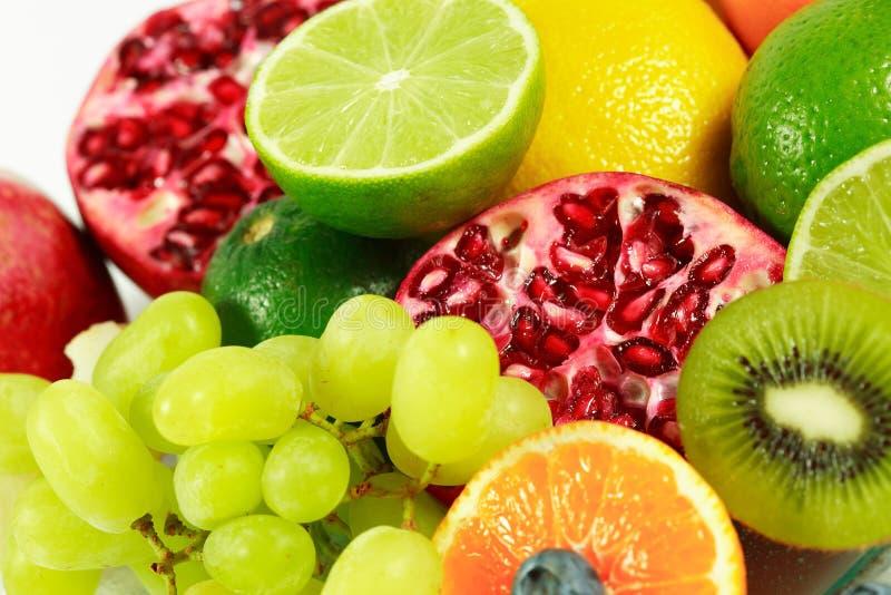 Frutas frescas foto de stock
