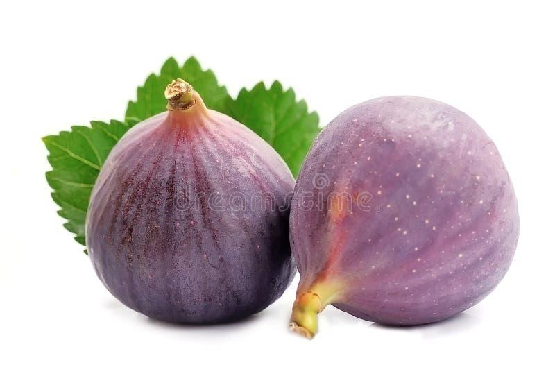 Frutas frescas de los higos fotos de archivo