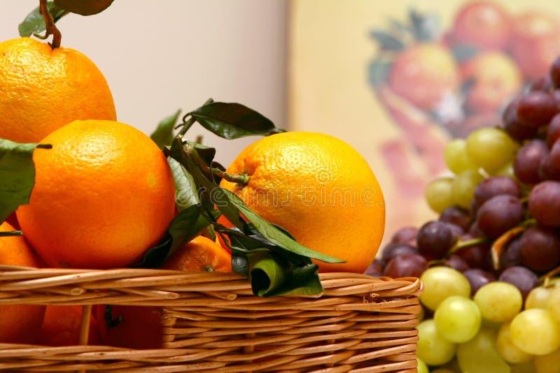 Frutas italianas fotografía de archivo libre de regalías