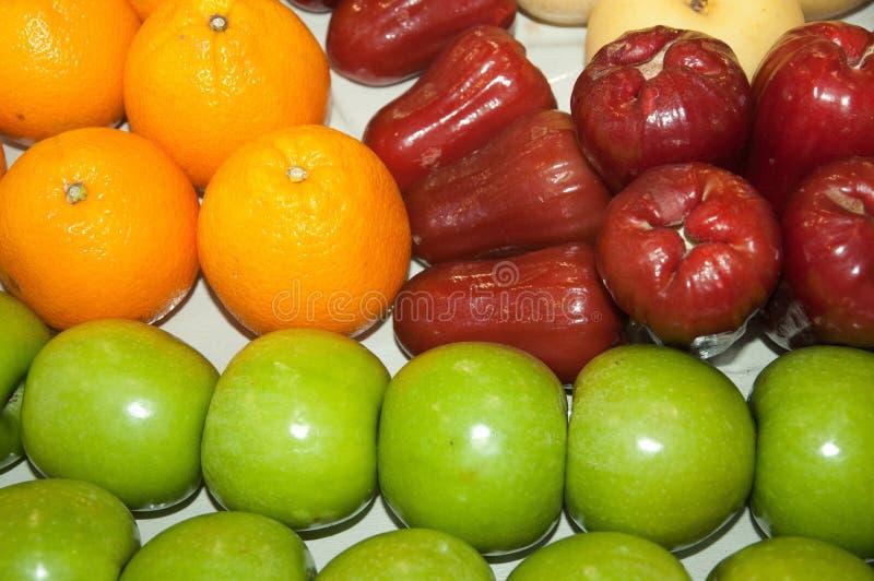 Frutas mezcladas fotos de archivo