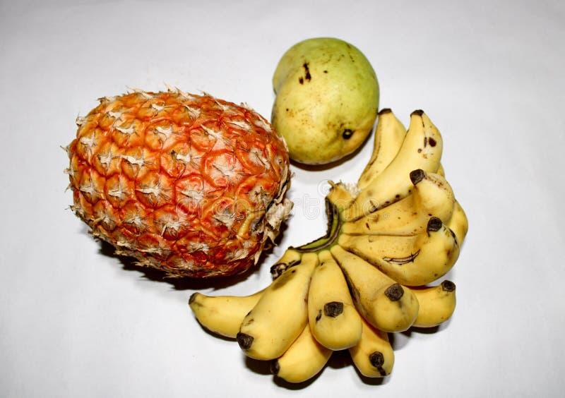 Frutas naturales imágenes de archivo libres de regalías