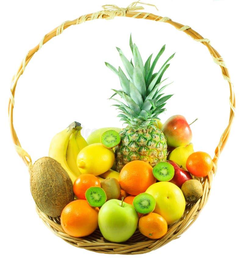 Frutas orgánicas frescas fotos de archivo libres de regalías