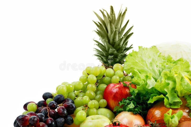 Frutas para a saúde fotografia de stock royalty free