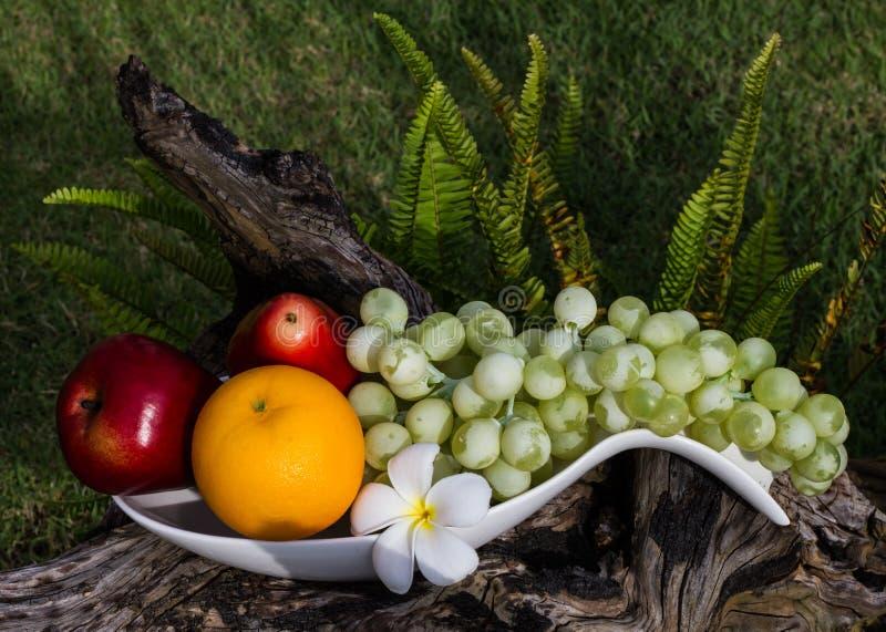 Frutas saudáveis imagens de stock royalty free