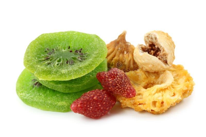 Frutas secadas misturadas fotos de stock royalty free