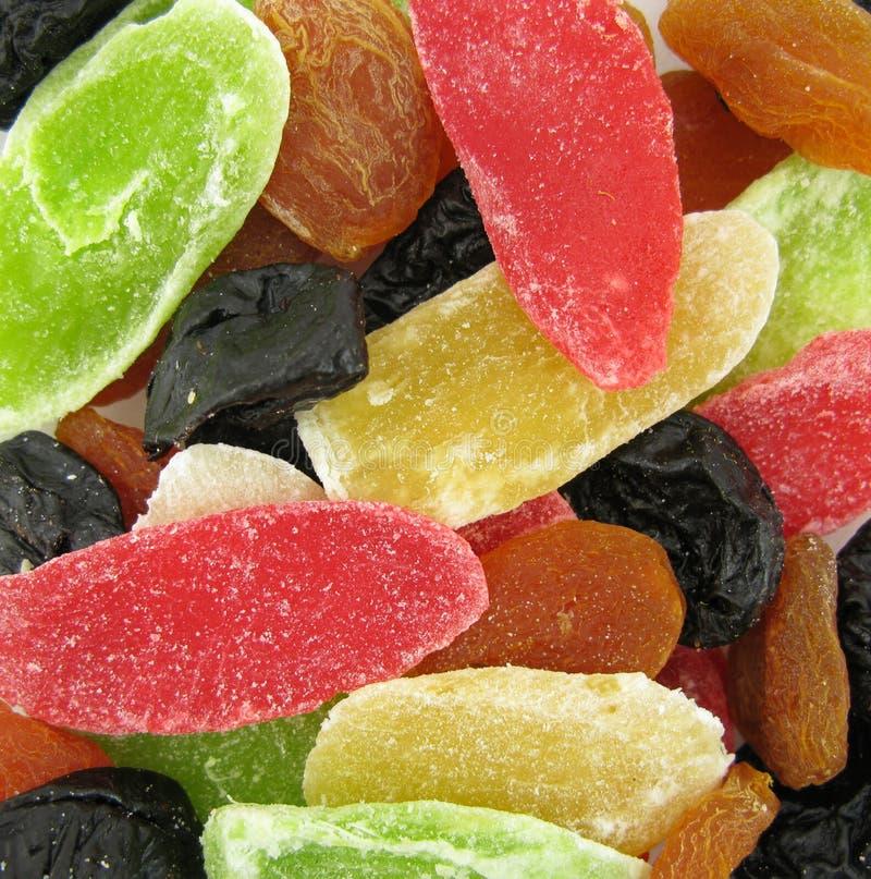 Frutas Sweetened imagem de stock royalty free
