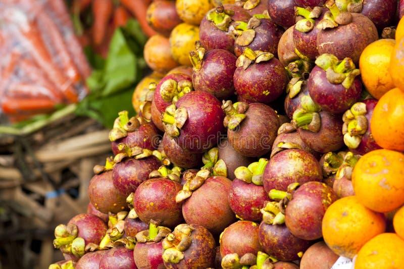 Frutas tropicais fotos de stock
