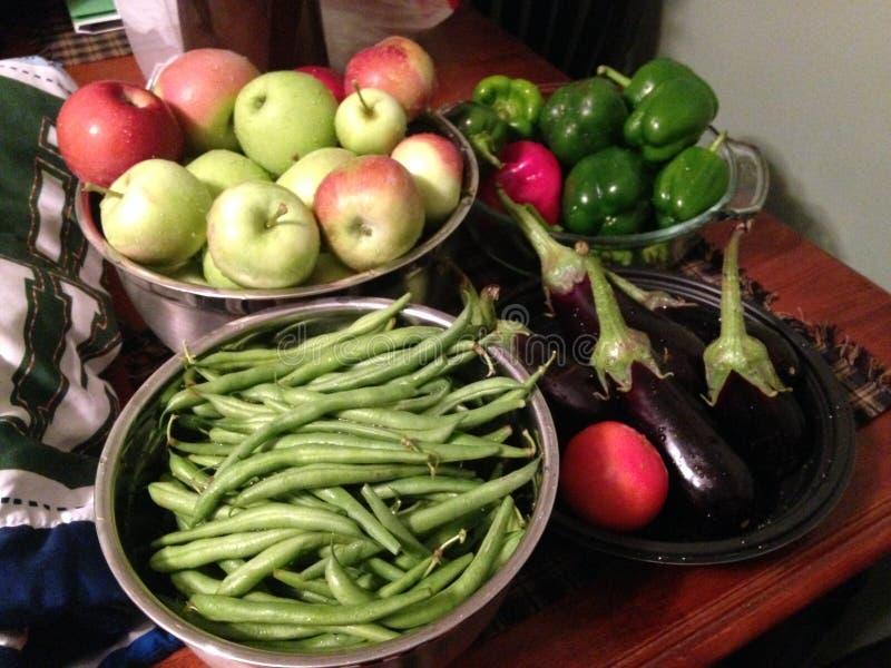 Frutas y Veggies foto de archivo