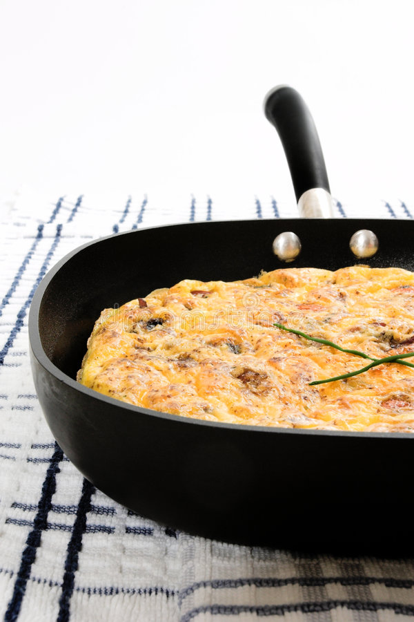 Download Frutata 4 stock image. Image of omelette, calorie, healthy - 2006043