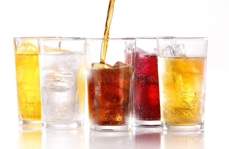 Fruto cocktail foto de stock royalty free