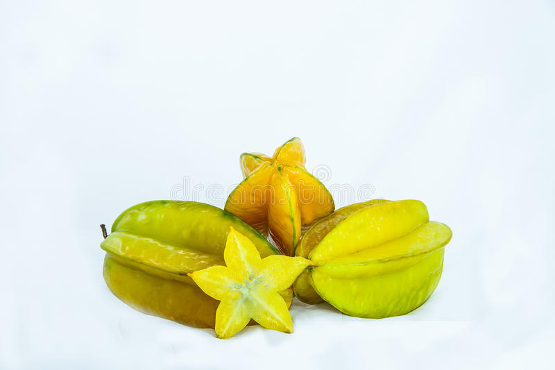 Fruto de estrela c foto de stock