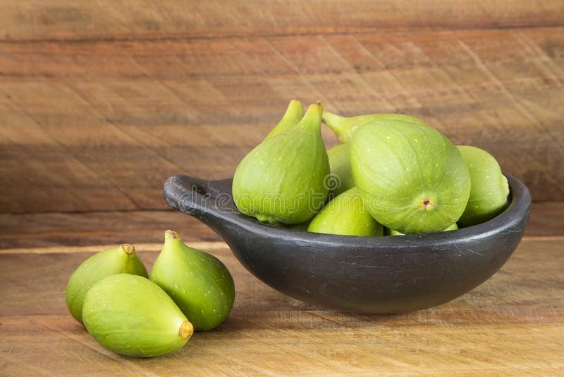 Fruto delicioso de Higo - Ficus Carica imagem de stock royalty free