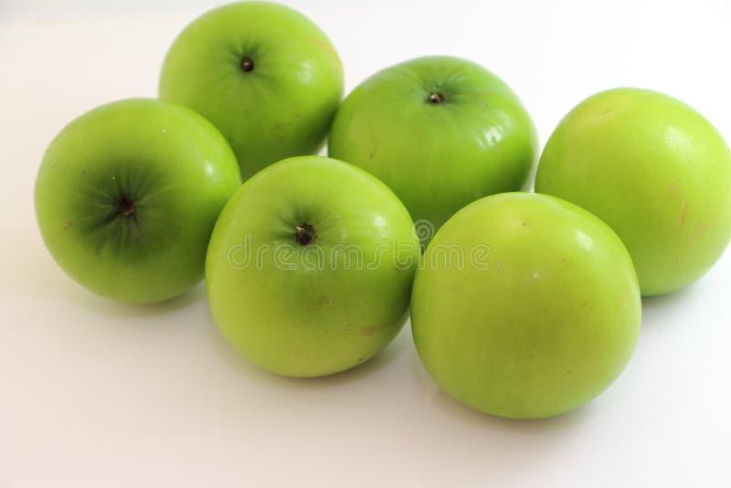 Fruto do doce da maçã do macaco imagens de stock royalty free