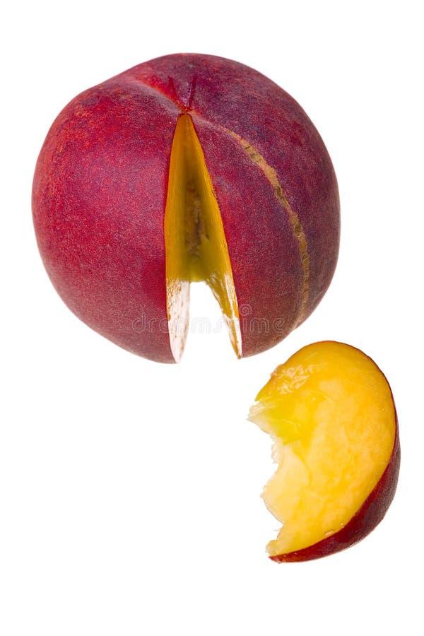 Fruto Do Pêssego Imagens de Stock Royalty Free