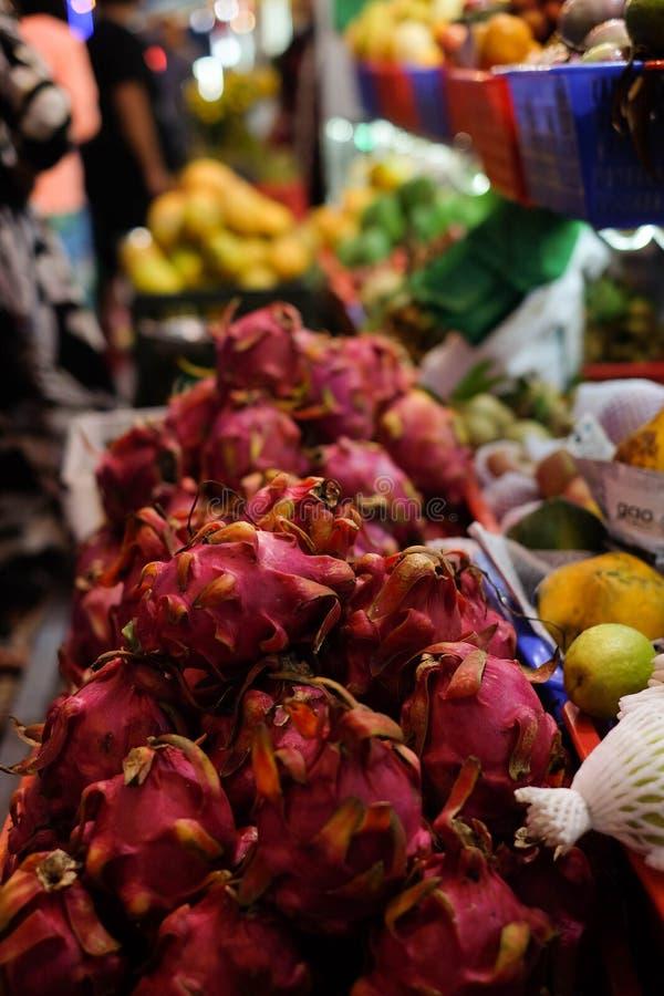 Frutos diferentes fotografia de stock