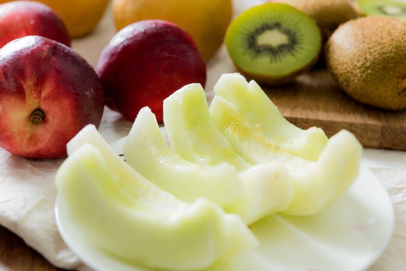 Frutos do verão imagem de stock