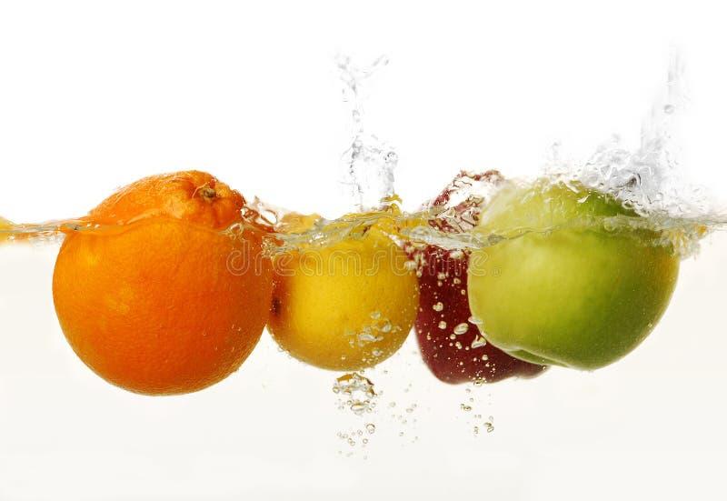 Frutos frescos imagens de stock