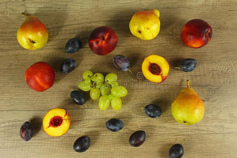 frutos saborosos foto de stock