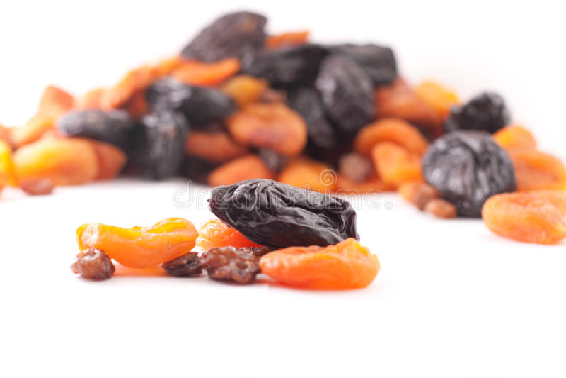 Download Frutos secos imagem de stock. Imagem de snack, fruta - 12810845
