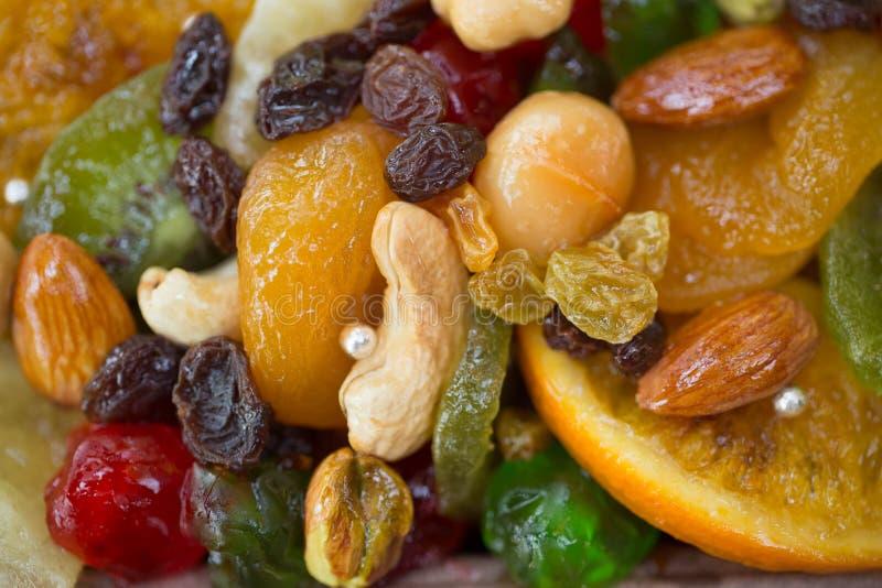 Frutos secos imagens de stock