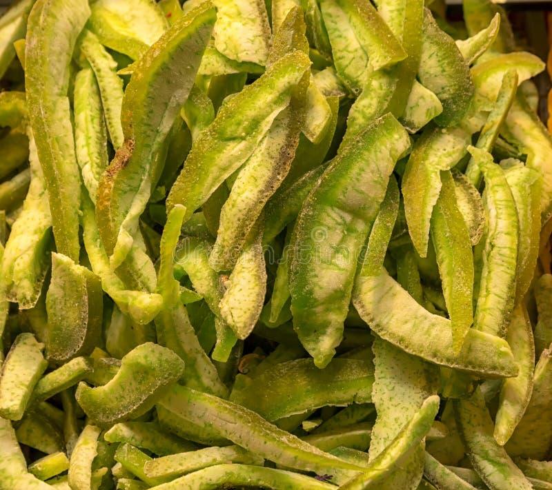 Frutos secos do quivi prontos para comer imagens de stock