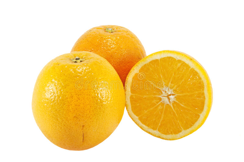 Frutta arancio immagini stock libere da diritti