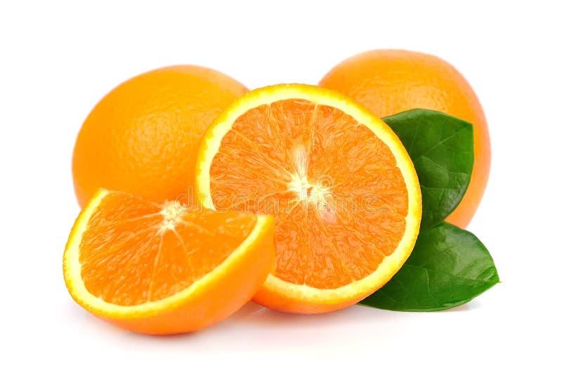 Frutta arancione i fotografie stock libere da diritti