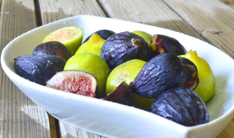Frutta dei fichi fotografia stock