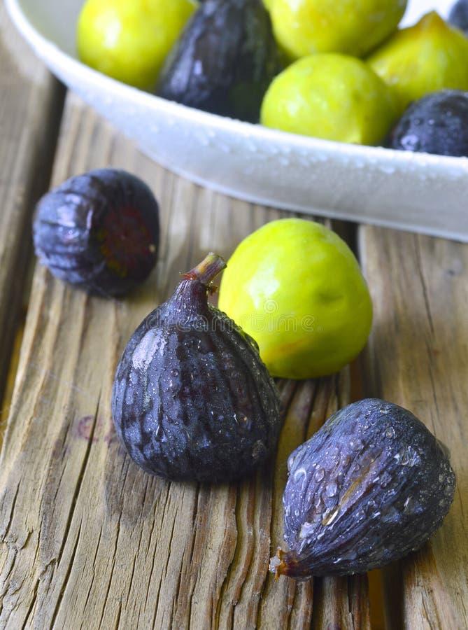 Frutta dei fichi immagine stock