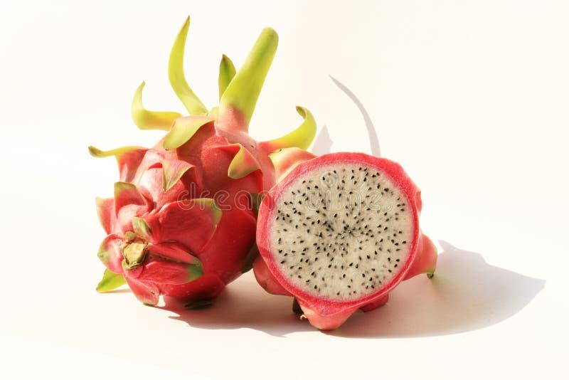 Frutta del drago, Tailandia. fotografie stock libere da diritti