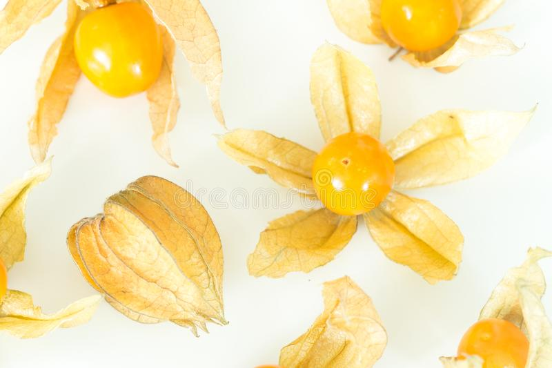 Download Frutta Del Physalis/alimento Sano Fotografia Stock - Immagine di background, dolce: 117977946