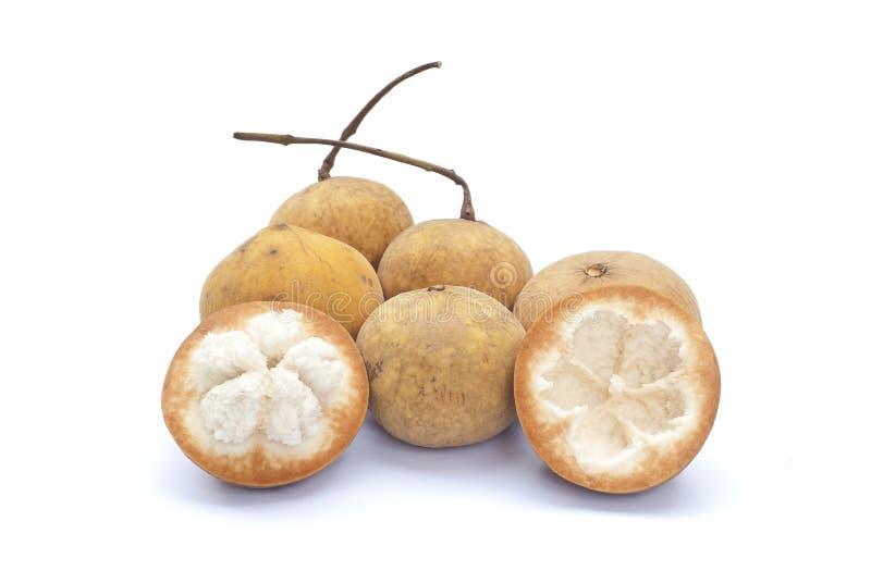 Frutta della Tailandia fotografie stock libere da diritti