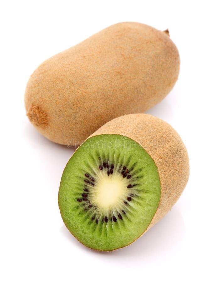 Download Frutta di Kiwi fotografia stock. Immagine di mezzo, isolato - 7306838