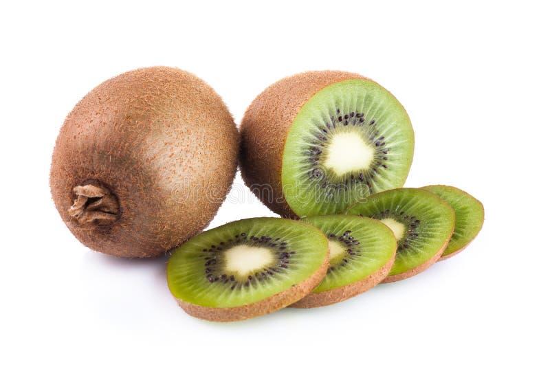 Download Frutta Di Kiwi Su Una Priorità Bassa Bianca Fotografia Stock - Immagine di lama, isolato: 56883160