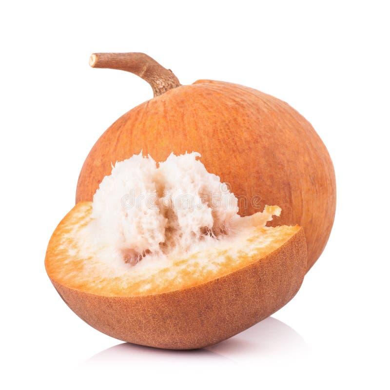 Download Frutta Di Santol Isolata Su Fondo Bianco Immagine Stock - Immagine di saporito, dimezzi: 56884281