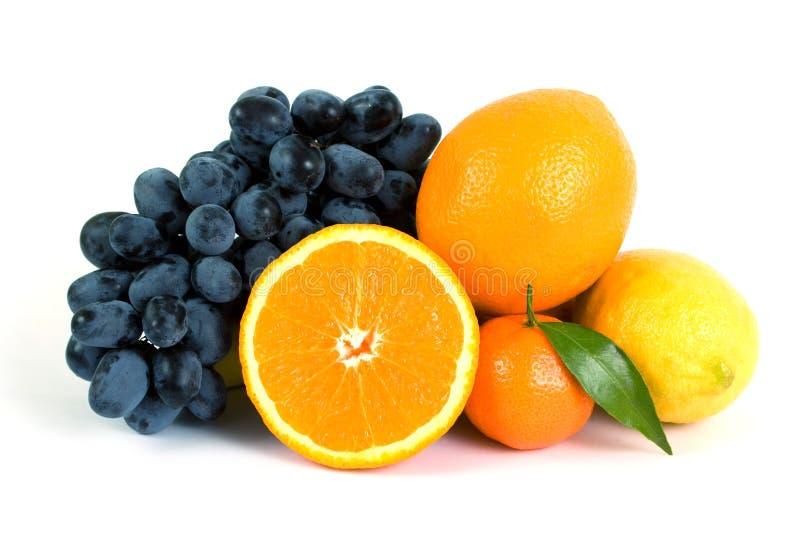 Frutta differente fotografia stock