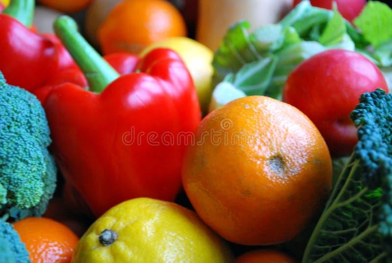 Frutta e veg 2 immagini stock libere da diritti